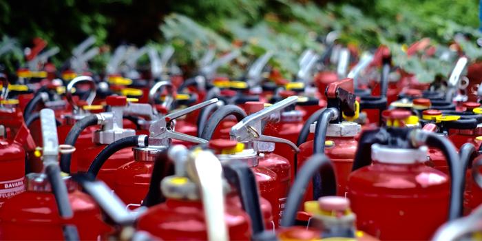 Types of Fire Extinguishers – CSCS Mock Test | CSCS Mock